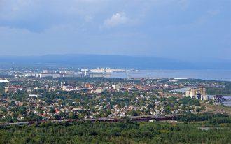 فعالیتهای گانگستری در تندربی در شمال انتاریو به شدت زیاد شده.