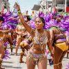 جشنواره کاریبانا در تورنتو بزرگترین جشنواره اهالی کارائیب در آمریکای شمالی
