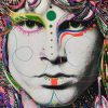 نمایشگاه آثار نقاشی «وایا» به یاد جاودانه های موسیقی راک