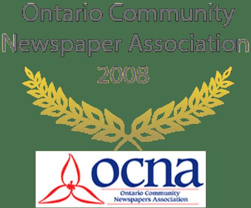 OCNA Honourable Mention